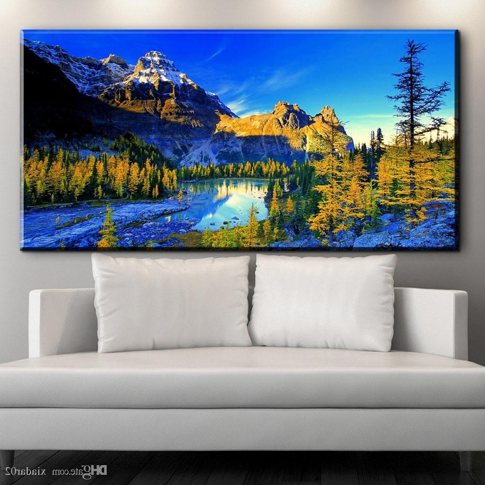 Featured Photo of Landscape Canvas Wall Art