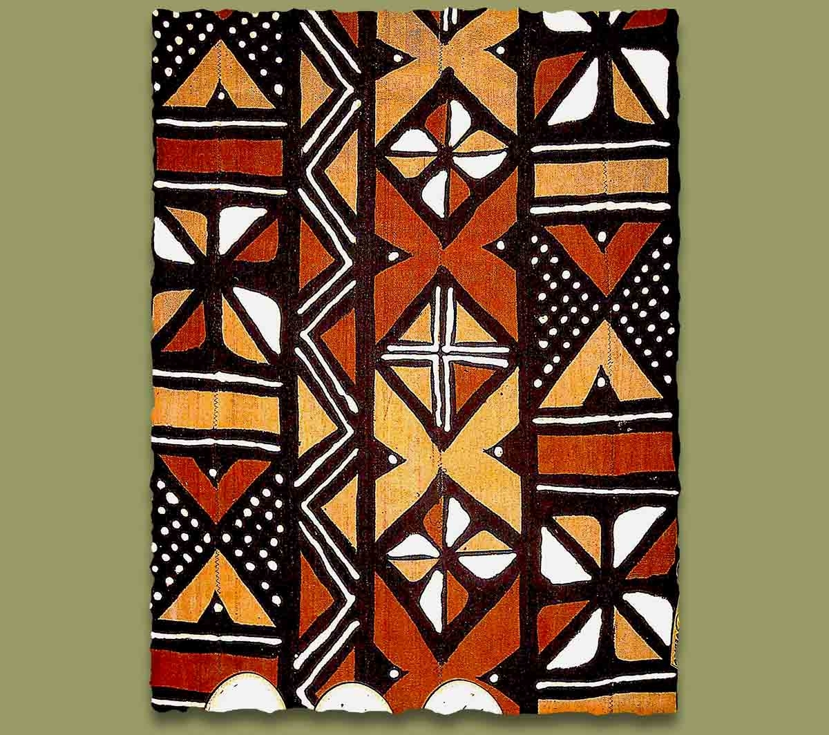 Most Current Mali Mud Cloth From Http://earthafricacurio/african Crafts For Ankara Fabric Wall Art (View 13 of 15)