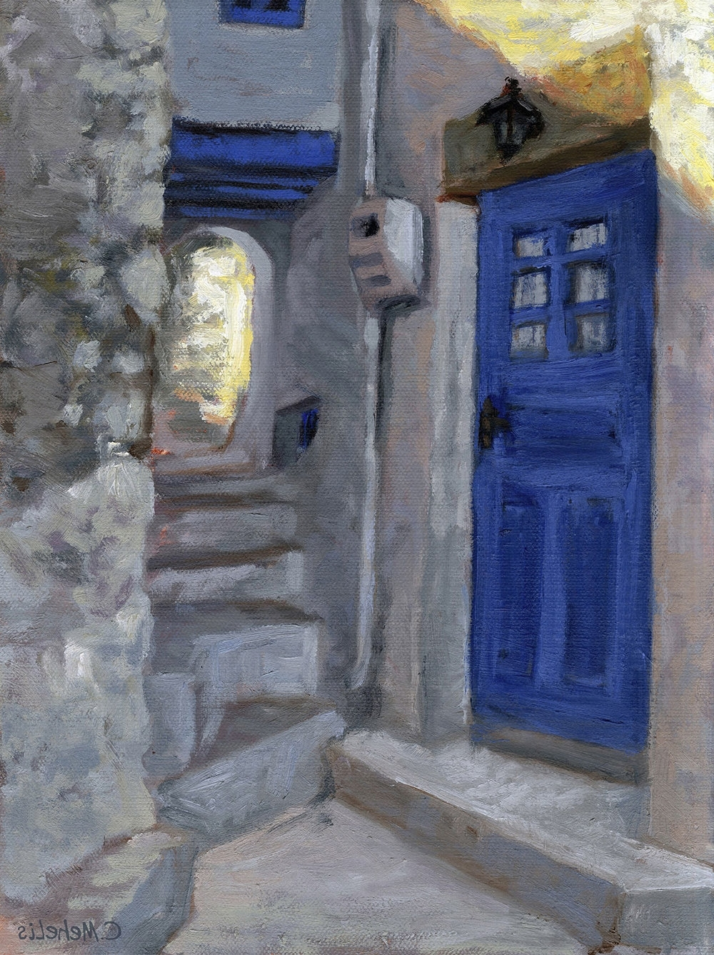 Most Popular About Meart With A Greek Sensibilityabout Me — Christina Mehelis With Regard To Greece Canvas Wall Art (View 13 of 15)