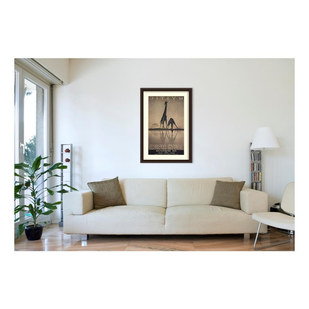 Most Popular Amanti Art 46 In. H X 32 In (View 6 of 15)