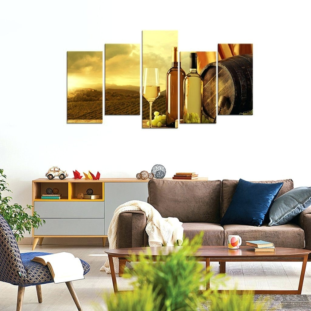 Most Popular Canvas Wall Art Of Philippines In Wall Arts ~ 5 Panel Wall Art Canvas Multi Panel Canvas Wall Art (View 9 of 15)