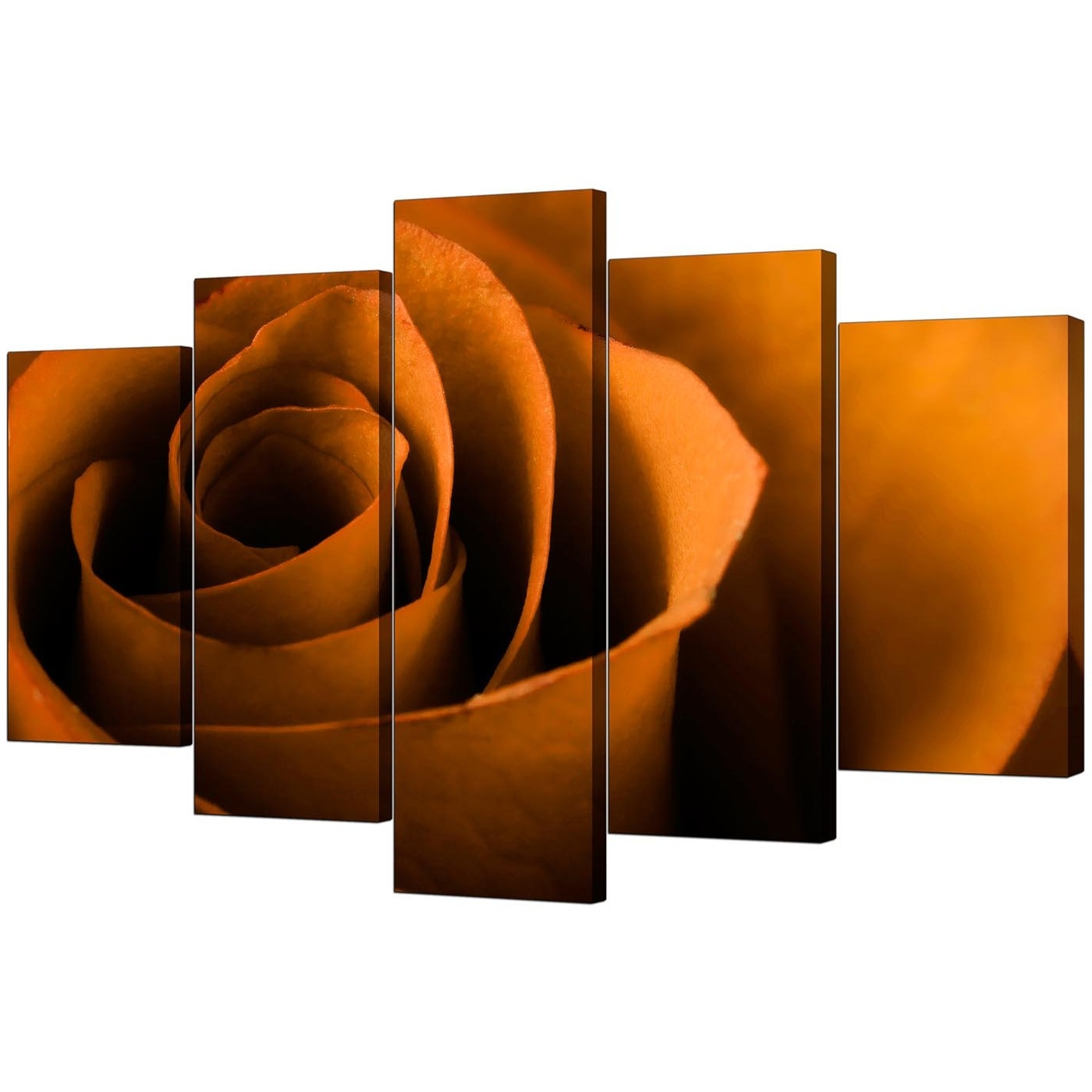 Featured Photo of Orange Canvas Wall Art