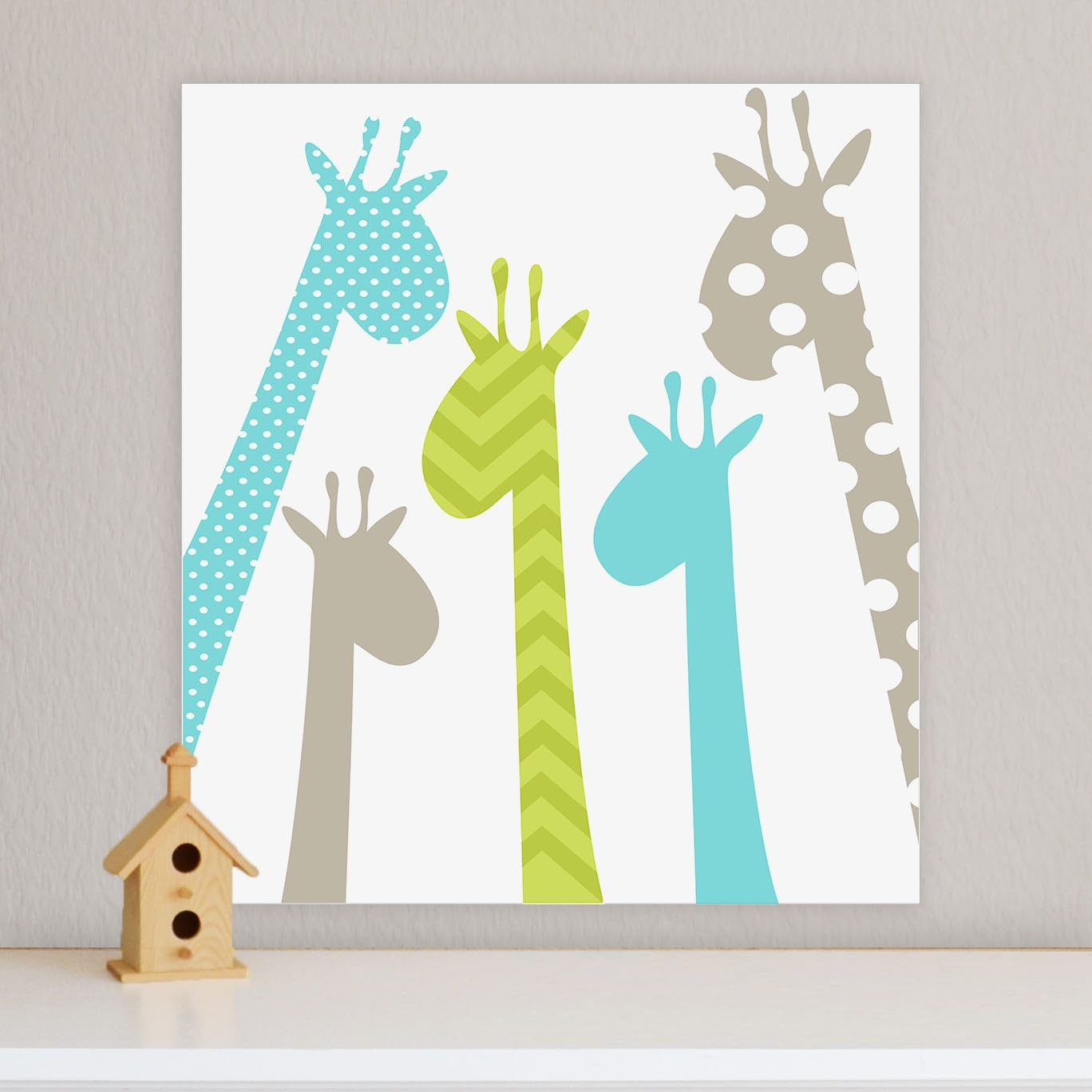 Most Recent Canvas Wall Art For Kids Rooms – Dronemploy #00C8F2Ef646C With Regard To Giraffe Canvas Wall Art (View 10 of 15)