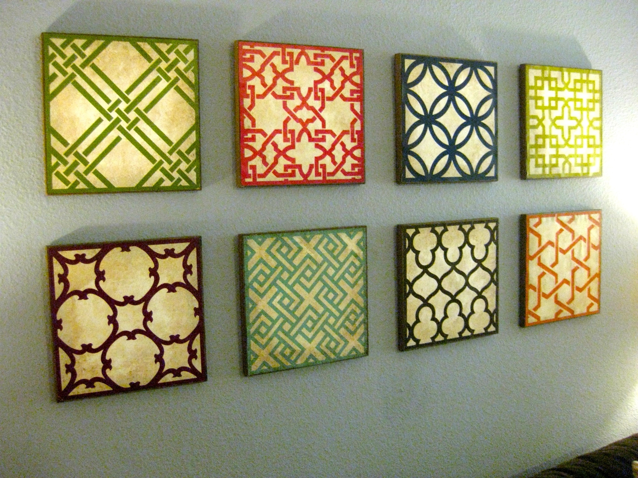 Most Recent Fabric Butterfly Wall Art For Pretentious Design Ideas Homemade Wall Art With Craft Pinterest (View 11 of 15)