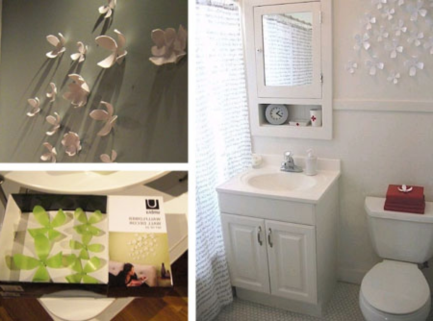 Most Recent Wall Accents For Bathrooms Regarding Wall Decor Ideas For The Bathroom • Walls Decor (View 11 of 15)