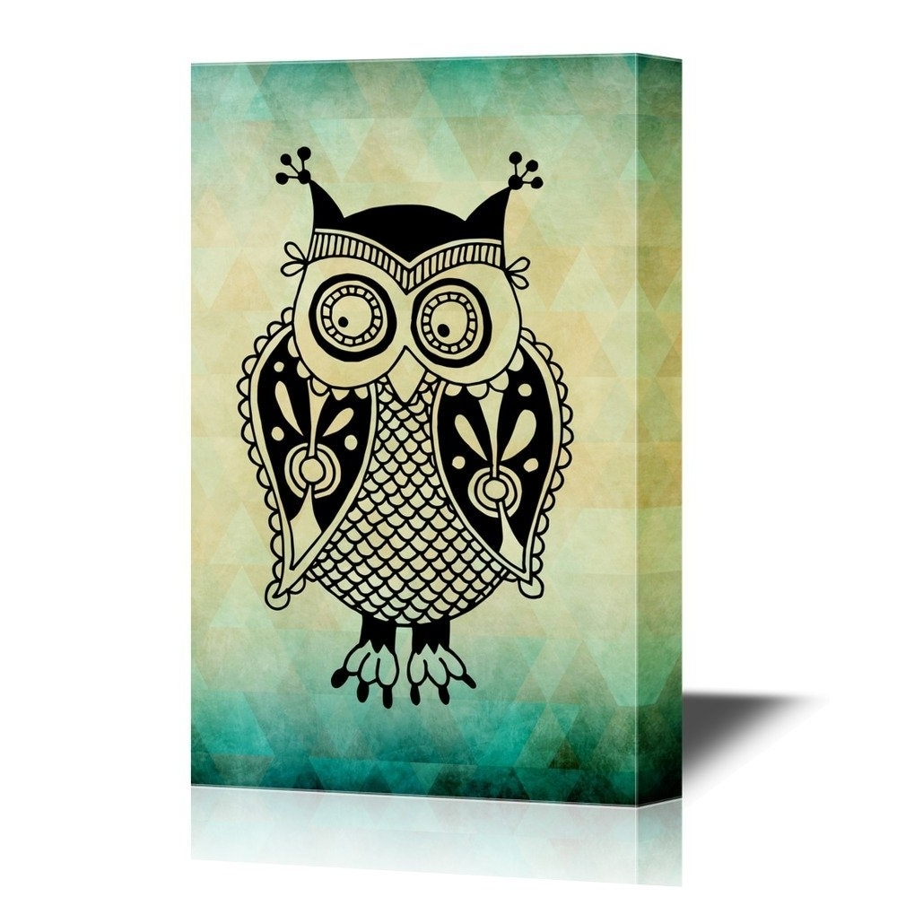 Most Recent Wall26 – Art Prints – Framed Art – Canvas Prints – Greeting With Ethnic Canvas Wall Art (View 13 of 15)