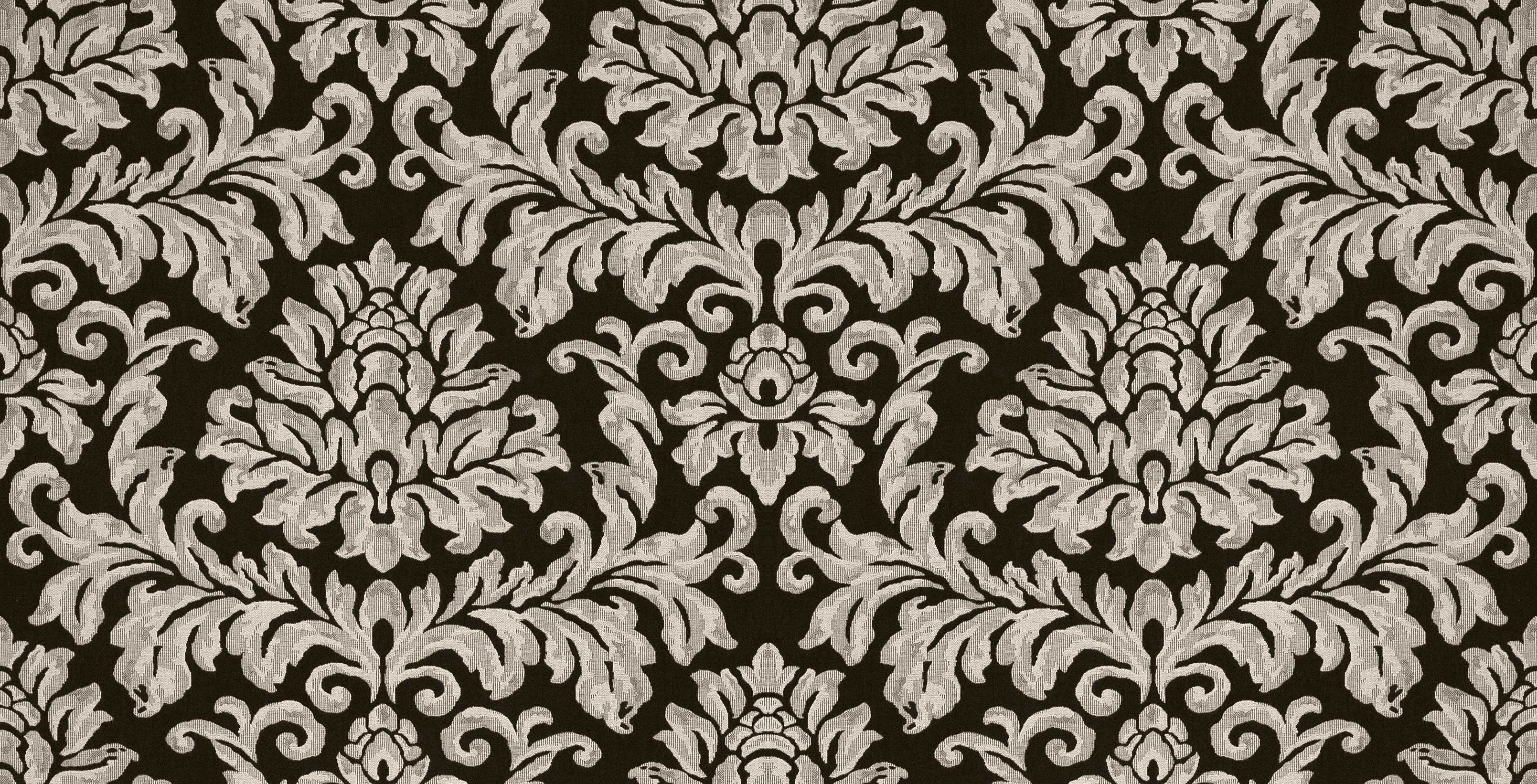 Most Recently Released Damask Fabric Wall Cover In Damask Fabric Wall Art (View 10 of 15)