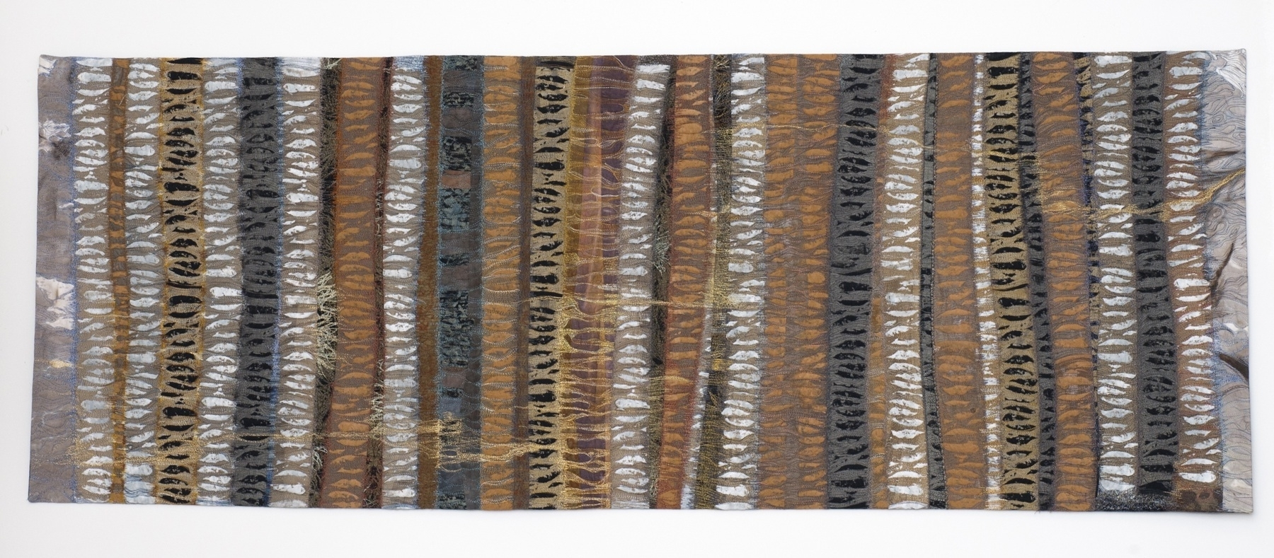 Most Recently Released Fabric Art Wall Hangings Intended For Menupause » Blog Archive » Lonni Rossi, Textile Artist (View 10 of 15)