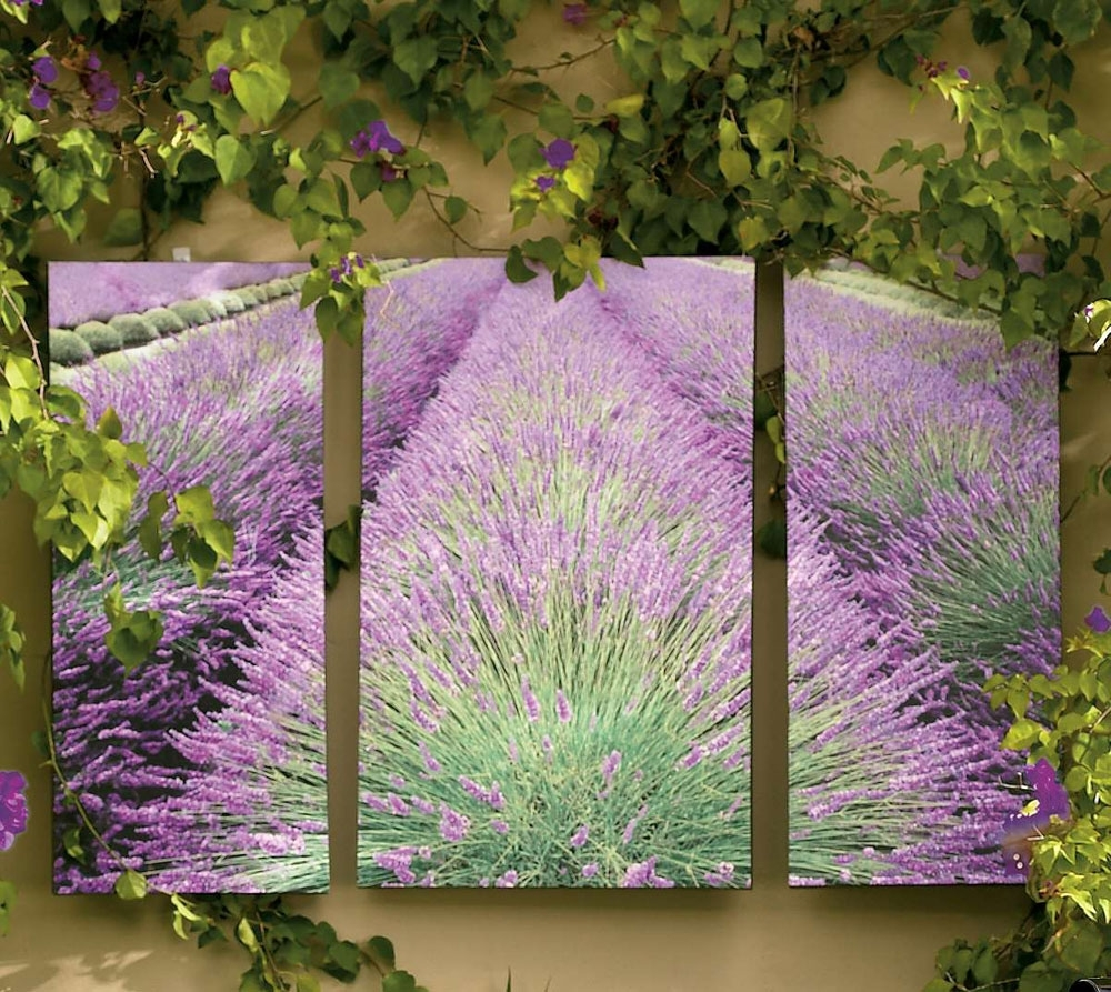 Most Recently Released Garden Wall Accents Inside Outdoor Wall Art – So That's Cool (View 7 of 15)