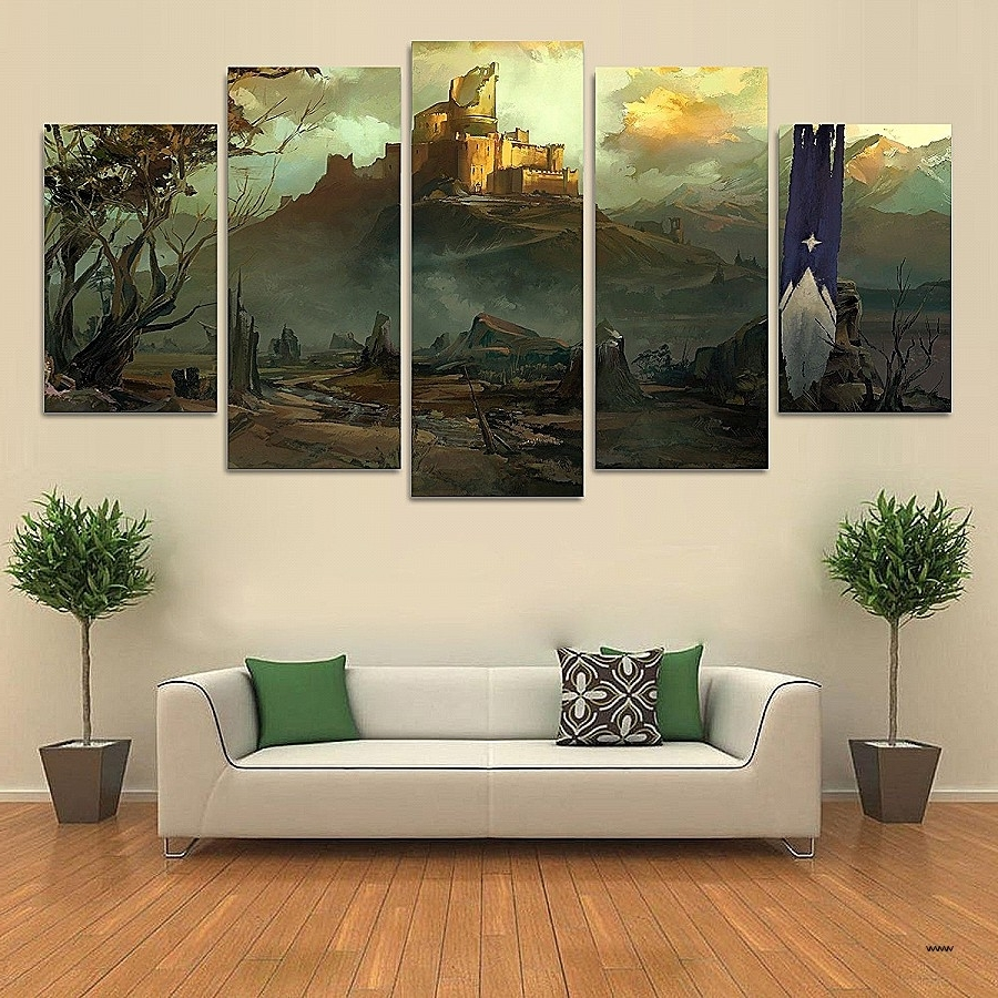 Most Recently Released Wall Art Luxury Five Piece Canvas Wall Art Full Hd Wallpaper For Kohls 5 Piece Canvas Wall Art (View 3 of 15)