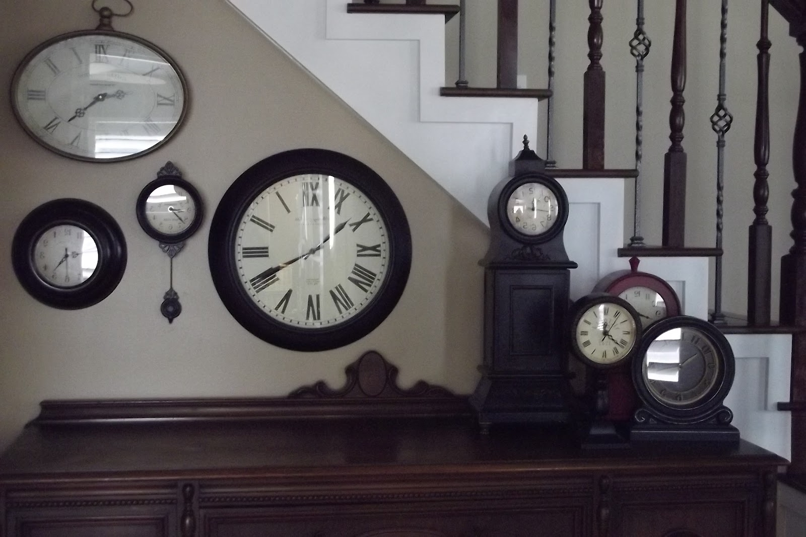 Gallery of Clock Wall Accents (View 9 of 15 Photos)