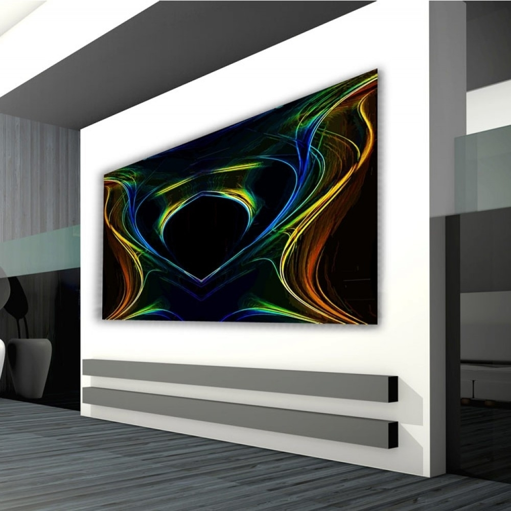 Most Up To Date Dark Romantic Heart Canvas Painting Art India Within India Canvas Wall Art (View 12 of 15)