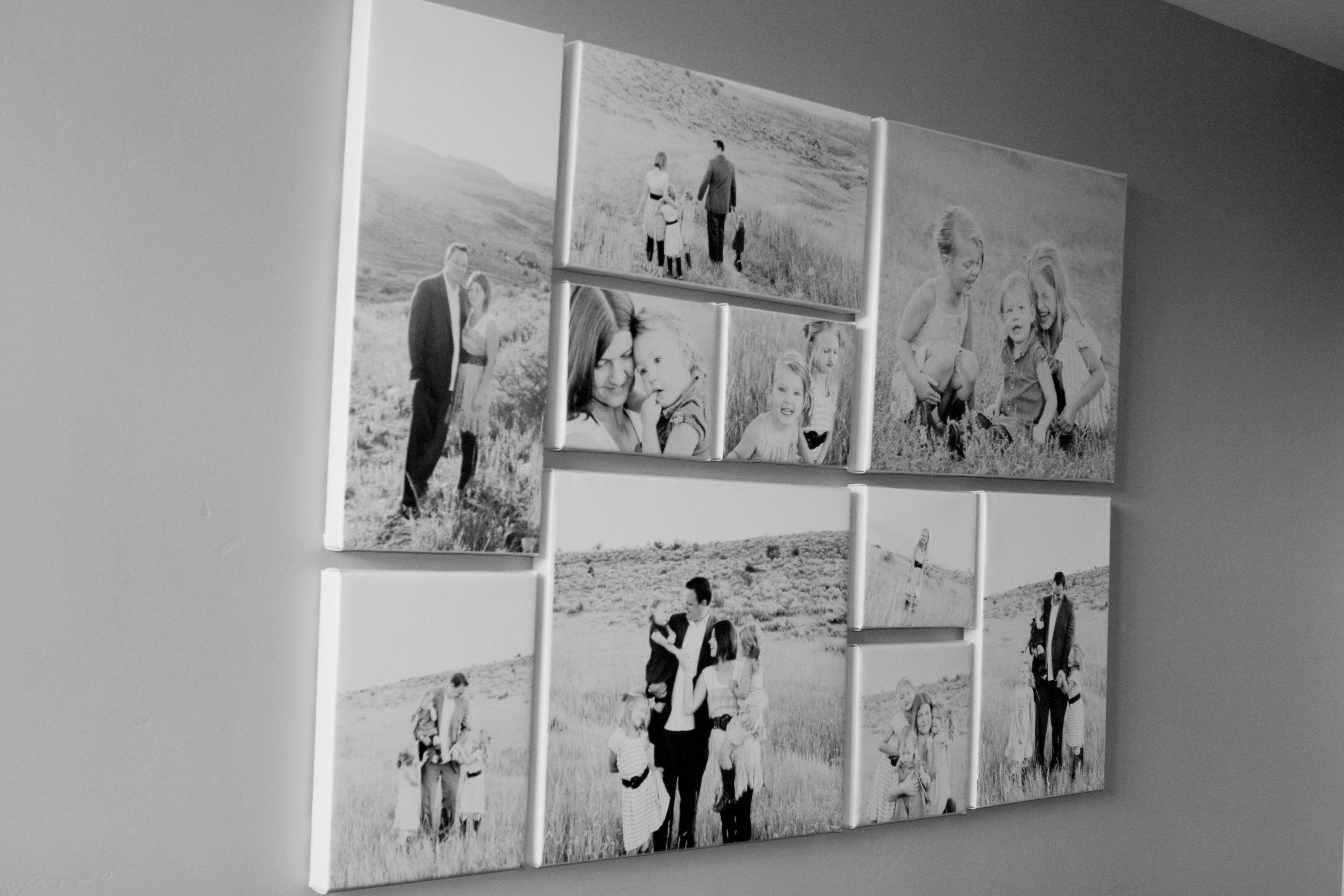 Most Up To Date Project…canvas Wall (View 7 of 15)