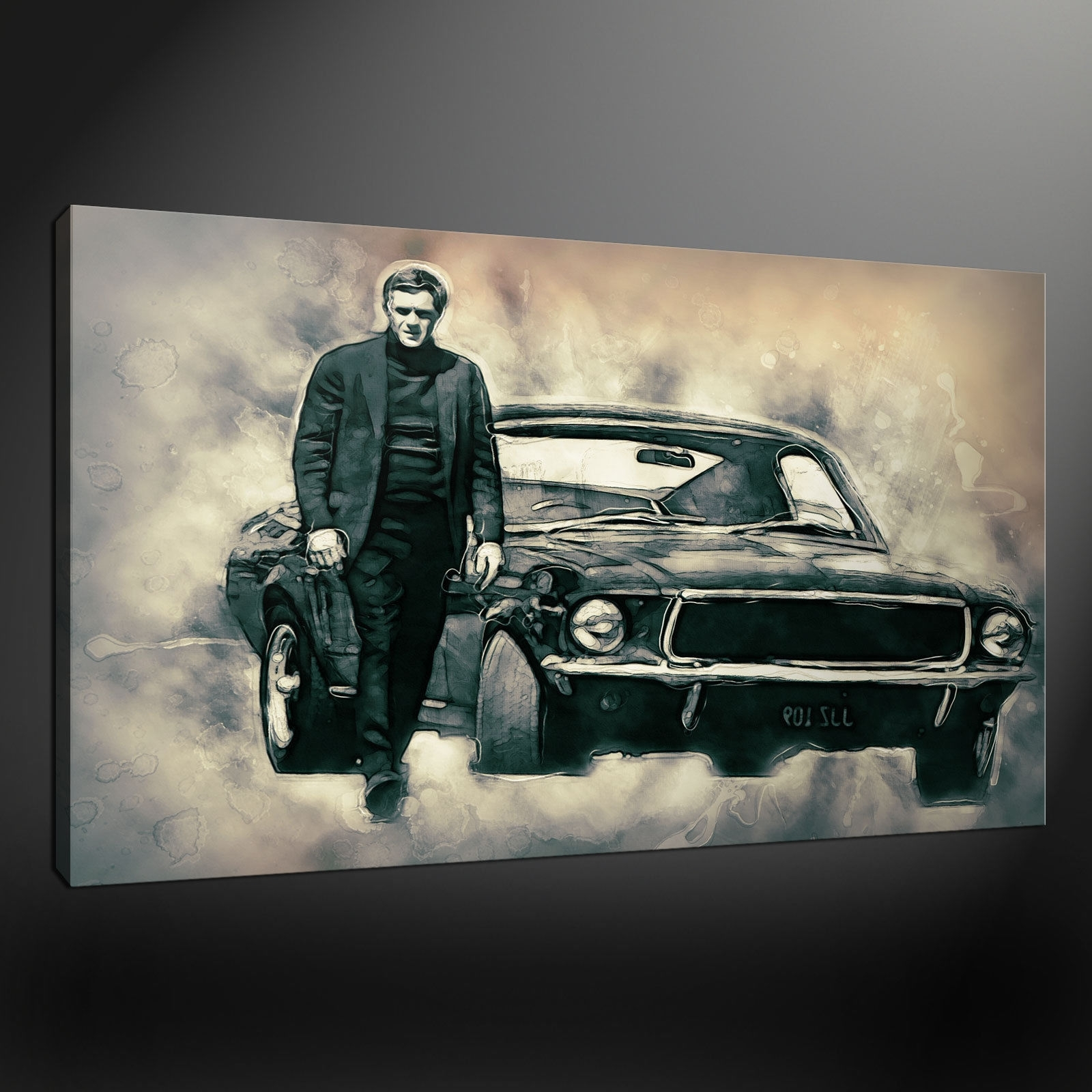 Movies Canvas Wall Art In Most Current Movies Archives – Page 4 Of 4 – Canvas Print Art (View 6 of 15)