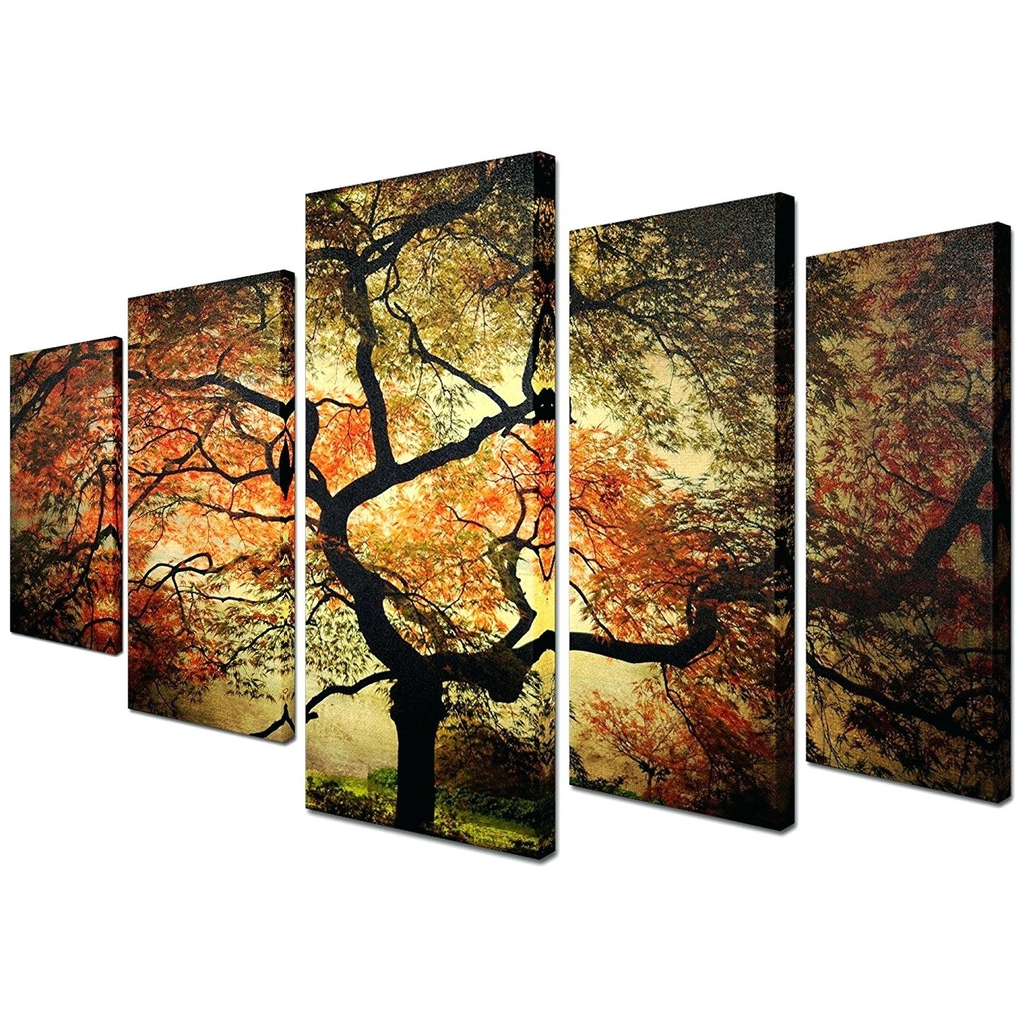 Multi Piece Canvas Wall Art – Ncgeconference Inside Most Popular Groupon Canvas Wall Art (View 9 of 15)