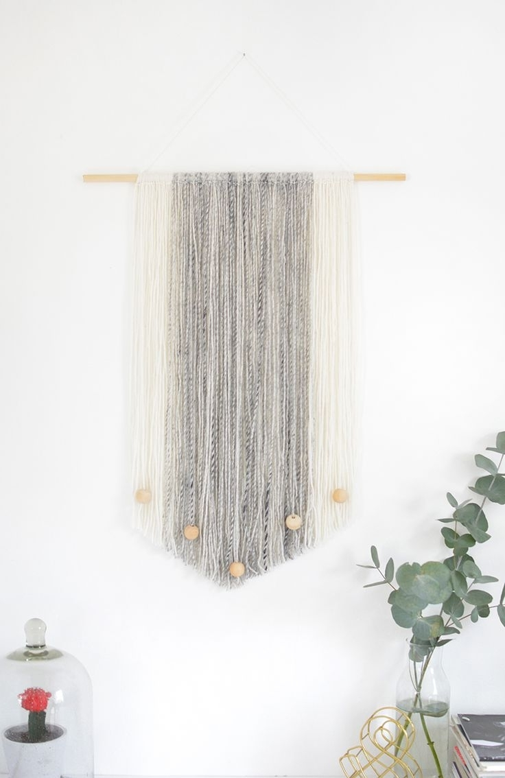 Newest Diy Textile Wall Art With 86 Best Macrame (View 12 of 15)