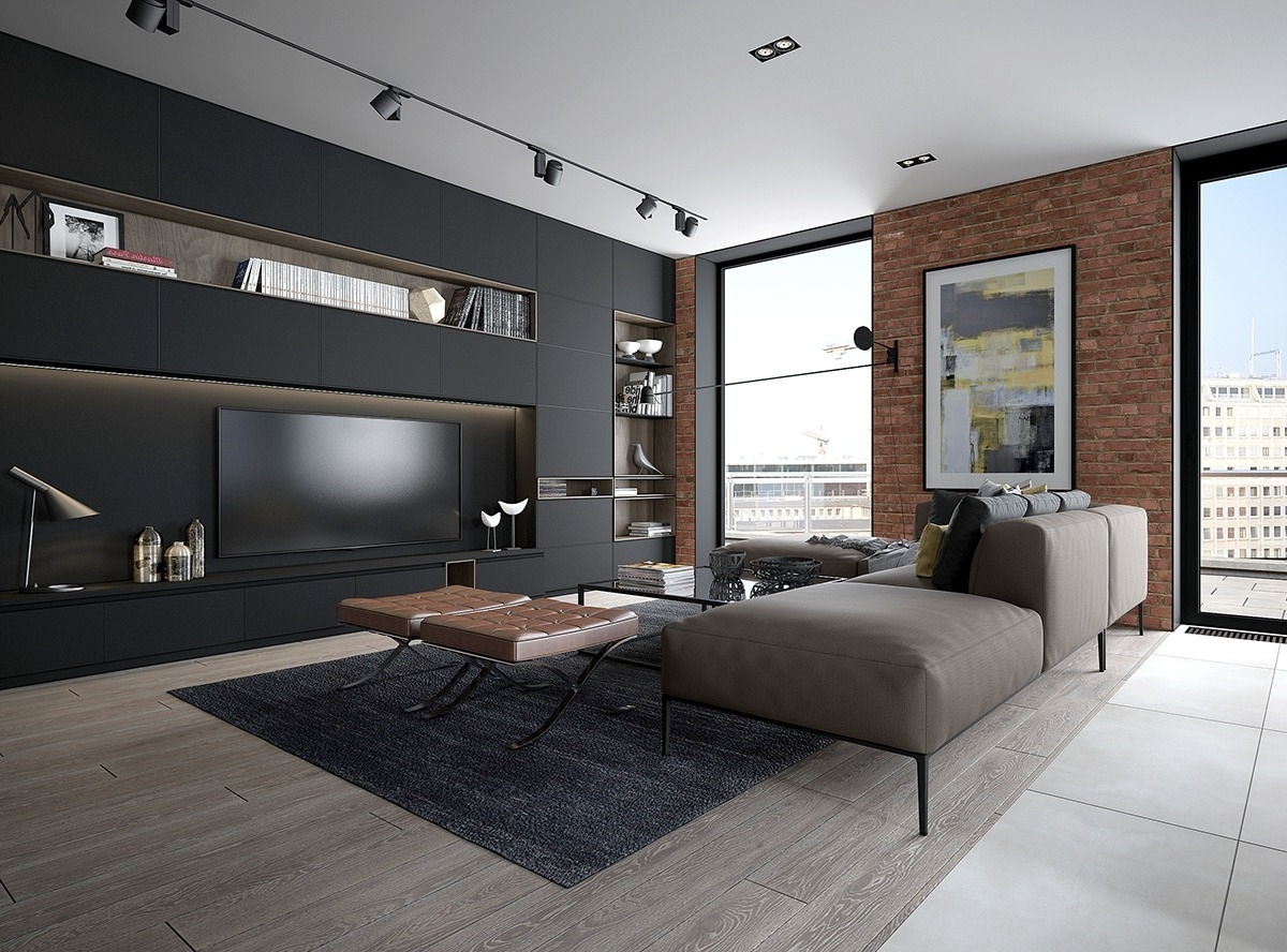 Newest Living Room : Bricks For Sale Brick Wall Decoration Ideas Exposed Intended For Brick Wall Accents (View 6 of 15)