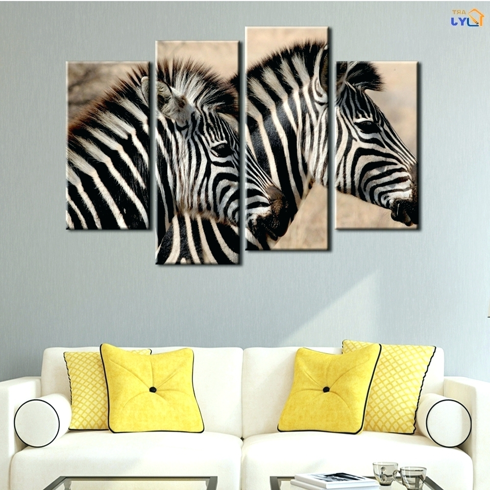 Newest Safari Canvas Wall Art For Wall Arts ~ African Safari Canvas Wall Art African Art Split (View 7 of 15)