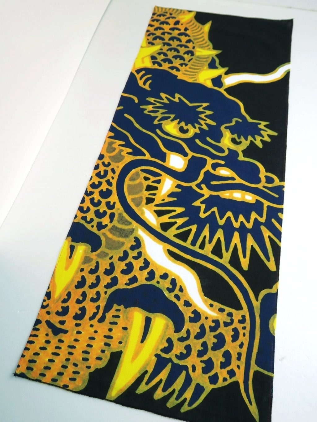 Newest Wall Arts ~ Oriental Dragon Wall Art Dragon Art Japanese Dragon For Japanese Fabric Wall Art (View 11 of 15)