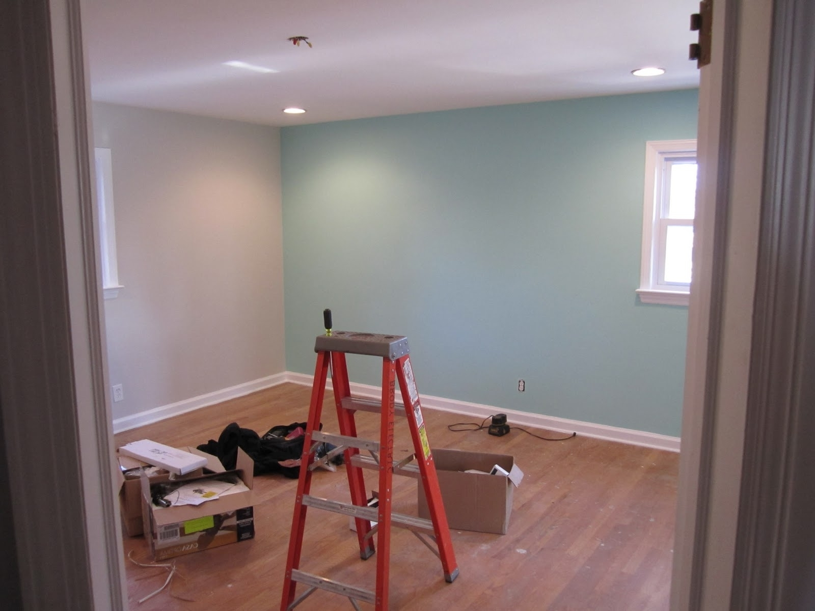 Nursery Inside 2018 Light Blue Wall Accents (View 9 of 15)