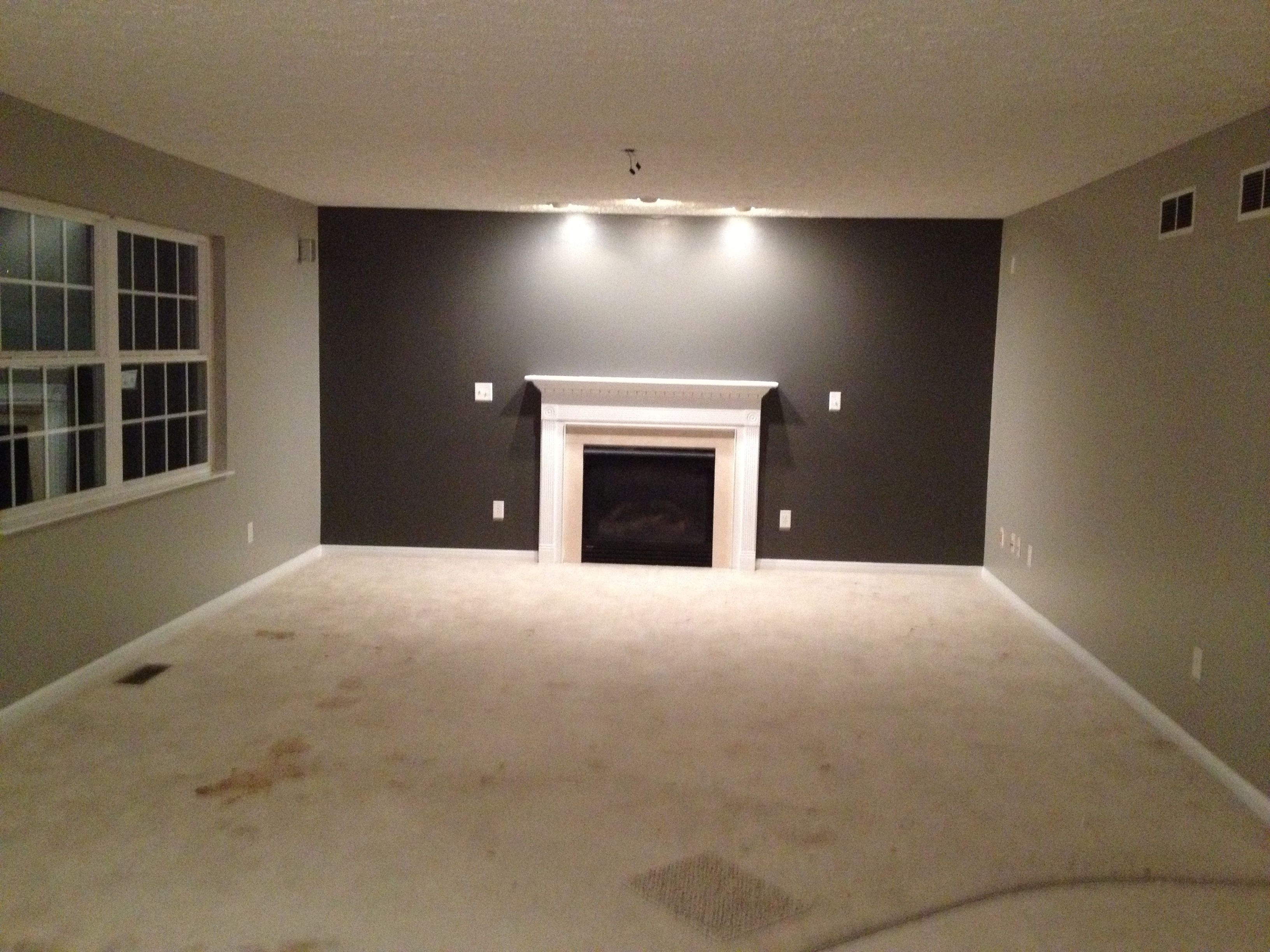 Paint Throughout Basement Wall Accents (View 9 of 15)