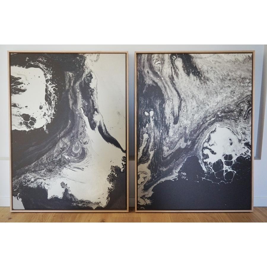 Featured Photo of Canvas Wall Art Pairs
