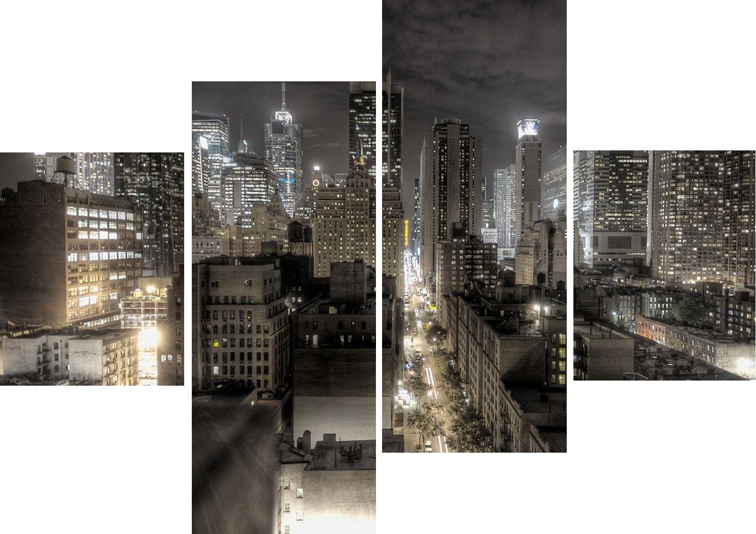 Panfan Site With Regard To Most Up To Date Canvas Wall Art Of New York City (View 10 of 15)