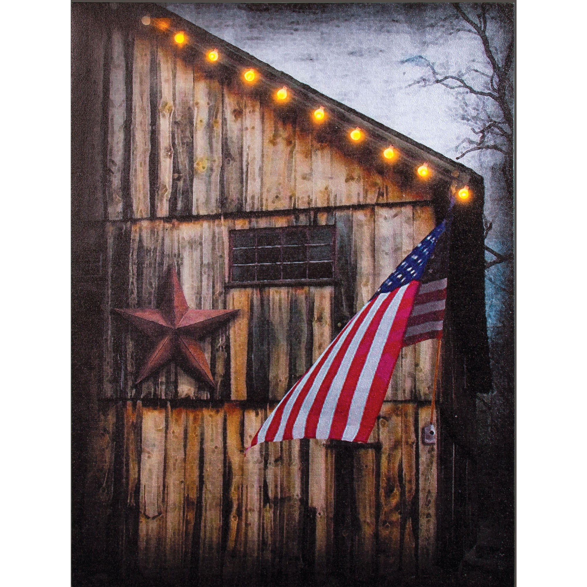 Patriotic Wall Art (View 11 of 15)