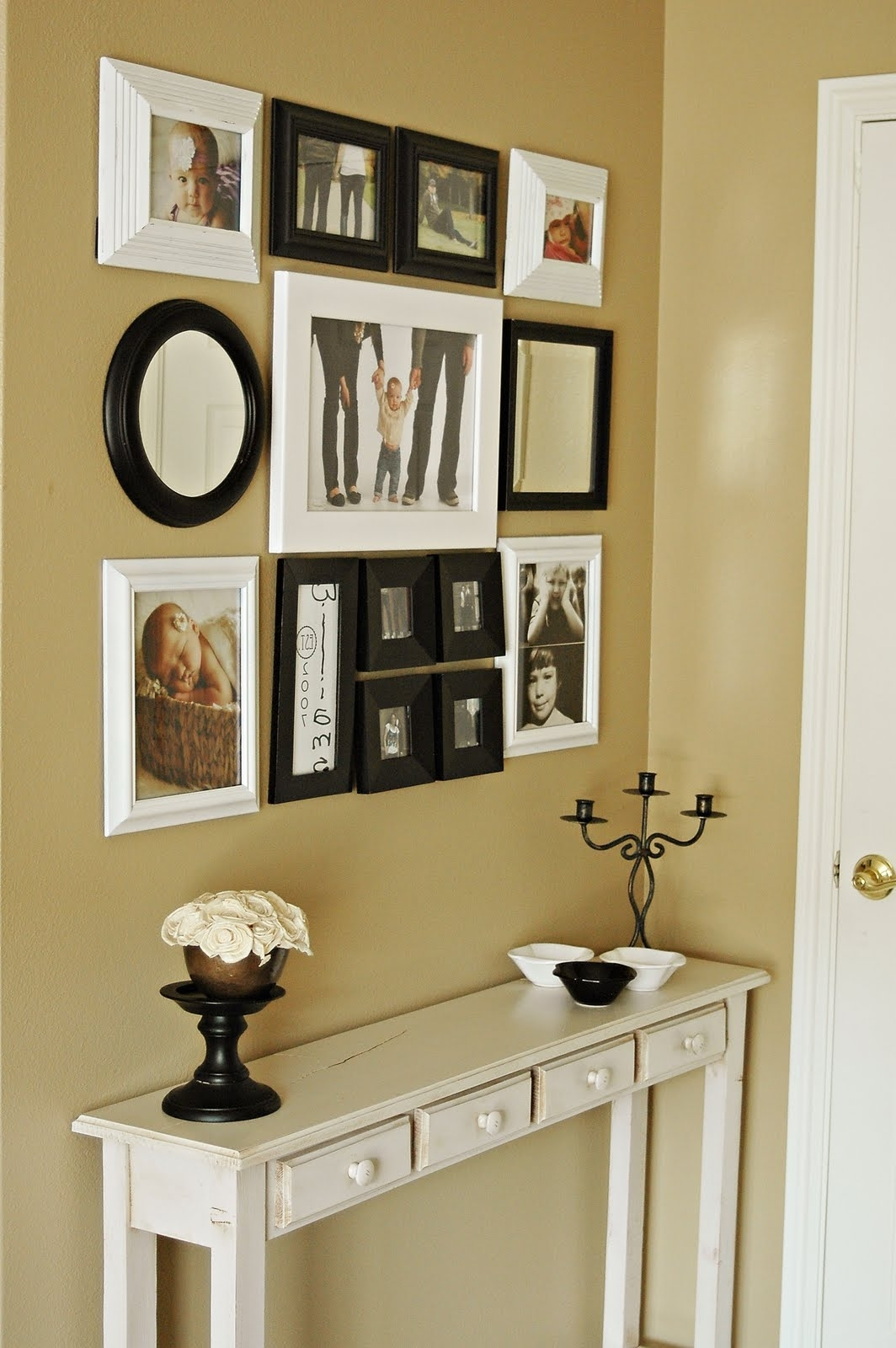 Photo Gallery Idea Entryway Wall Decor – Entryway Inside Entryway Wall Accents (View 14 of 15)