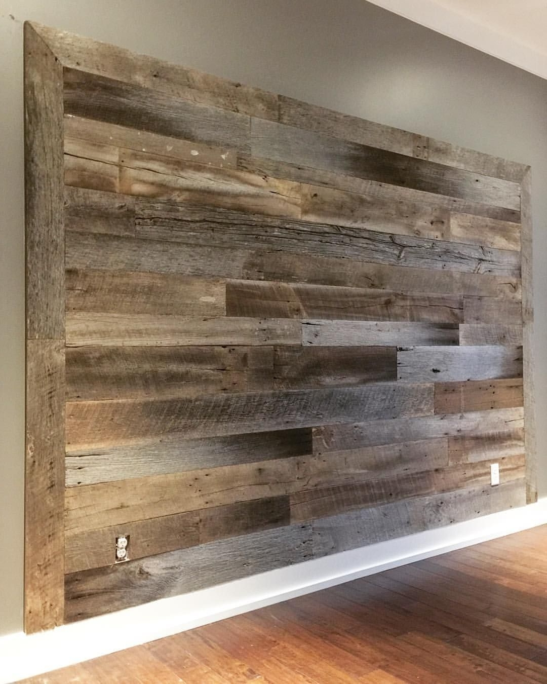 Pinterest With Regard To Current Wood Wall Accents (View 2 of 15)