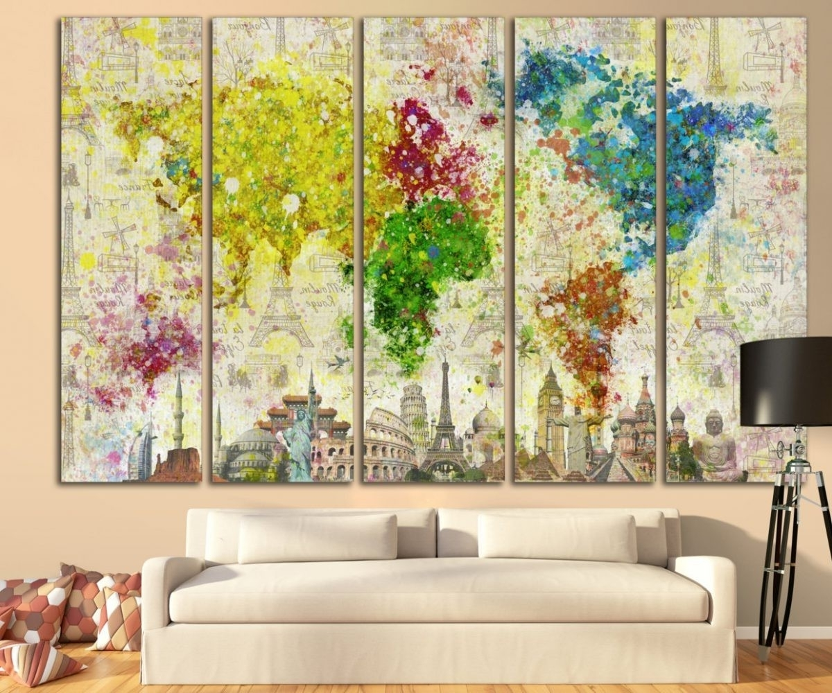 Wonderful Large Canvas Wall Art Cheap Gallery - The Wall Art ...