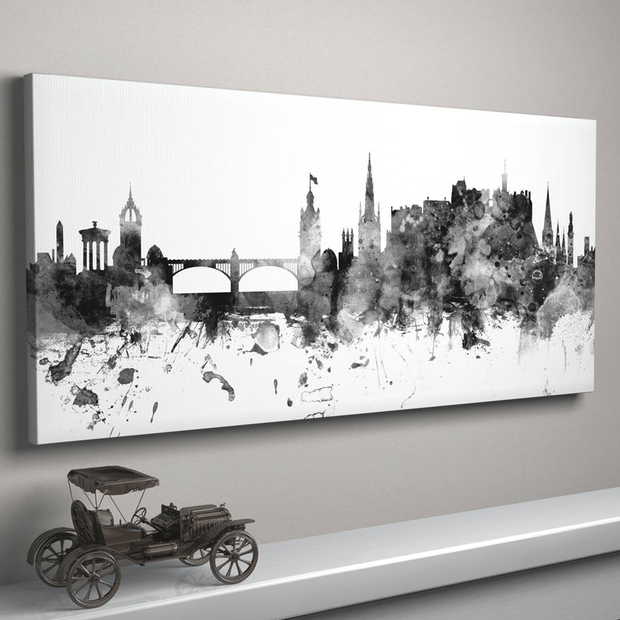 Featured Photo of Edinburgh Canvas Prints Wall Art