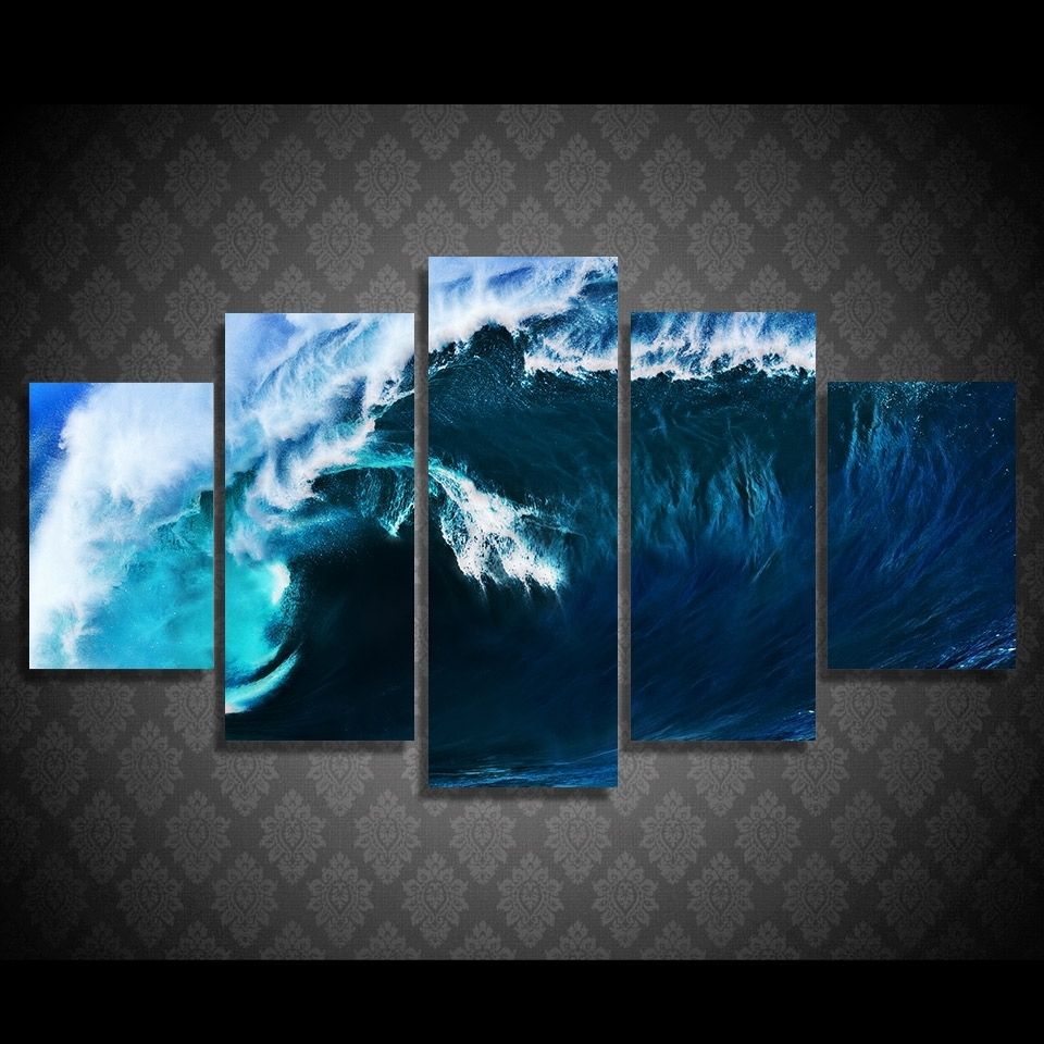 Popular Hawaii Canvas Wall Art Throughout Popular Wall Art Canvas Hawaii Buy Cheap Wall Art Canvas Hawaii (View 11 of 15)