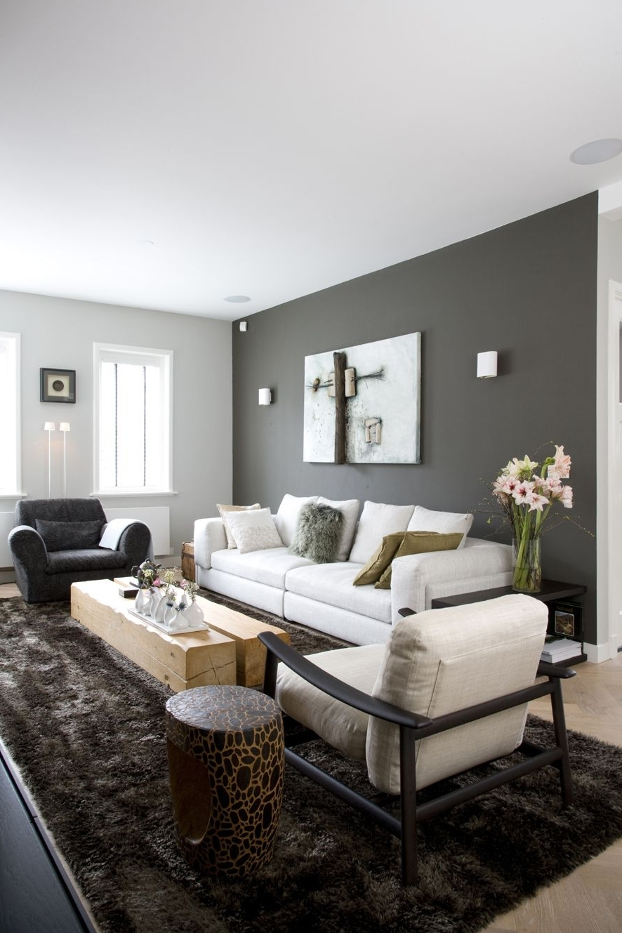 15 Best Collection of Gray Wall Accents