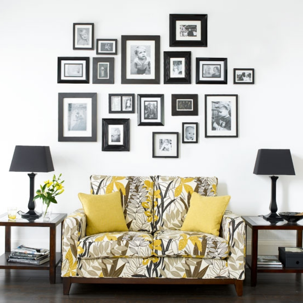Popular Photo Frame For Wall Decoration Empty Frames Frames And Wall Pertaining To Frames Wall Accents (View 13 of 15)
