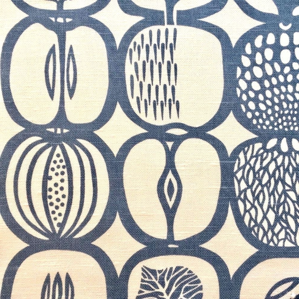 Popular Stig Lindberg Scandinavian Fabric 50S Era Diy Framing Mid Century Inside Scandinavian Fabric Wall Art (View 7 of 15)