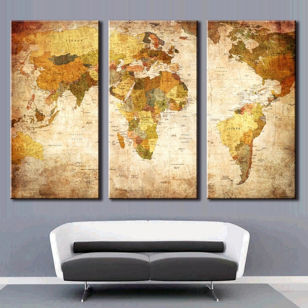 15 Best Collection of Framed Canvas Art Prints