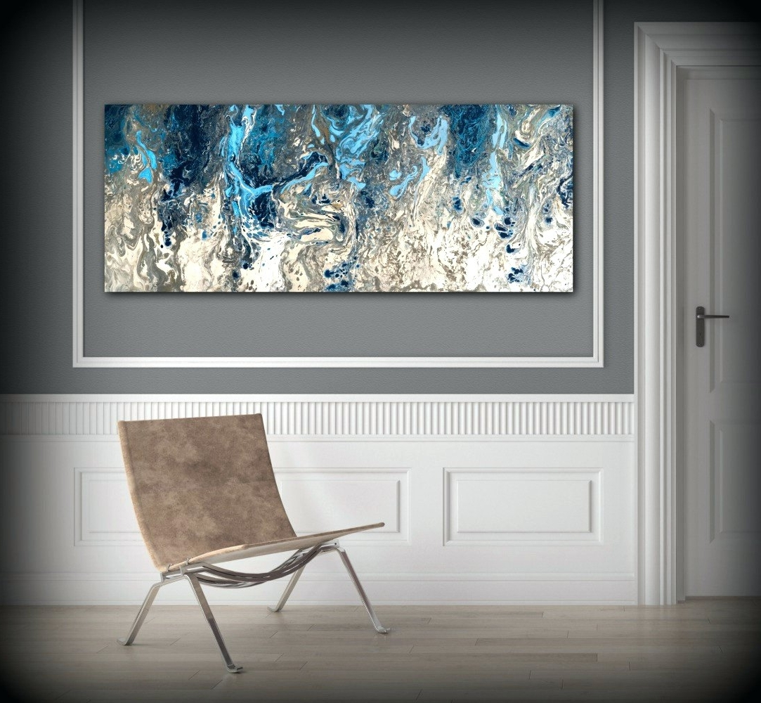 Popular Wall Arts ~ Target Abstract Canvas Wall Art Modern Art Painting Intended For Canvas Wall Art At Target (View 11 of 15)