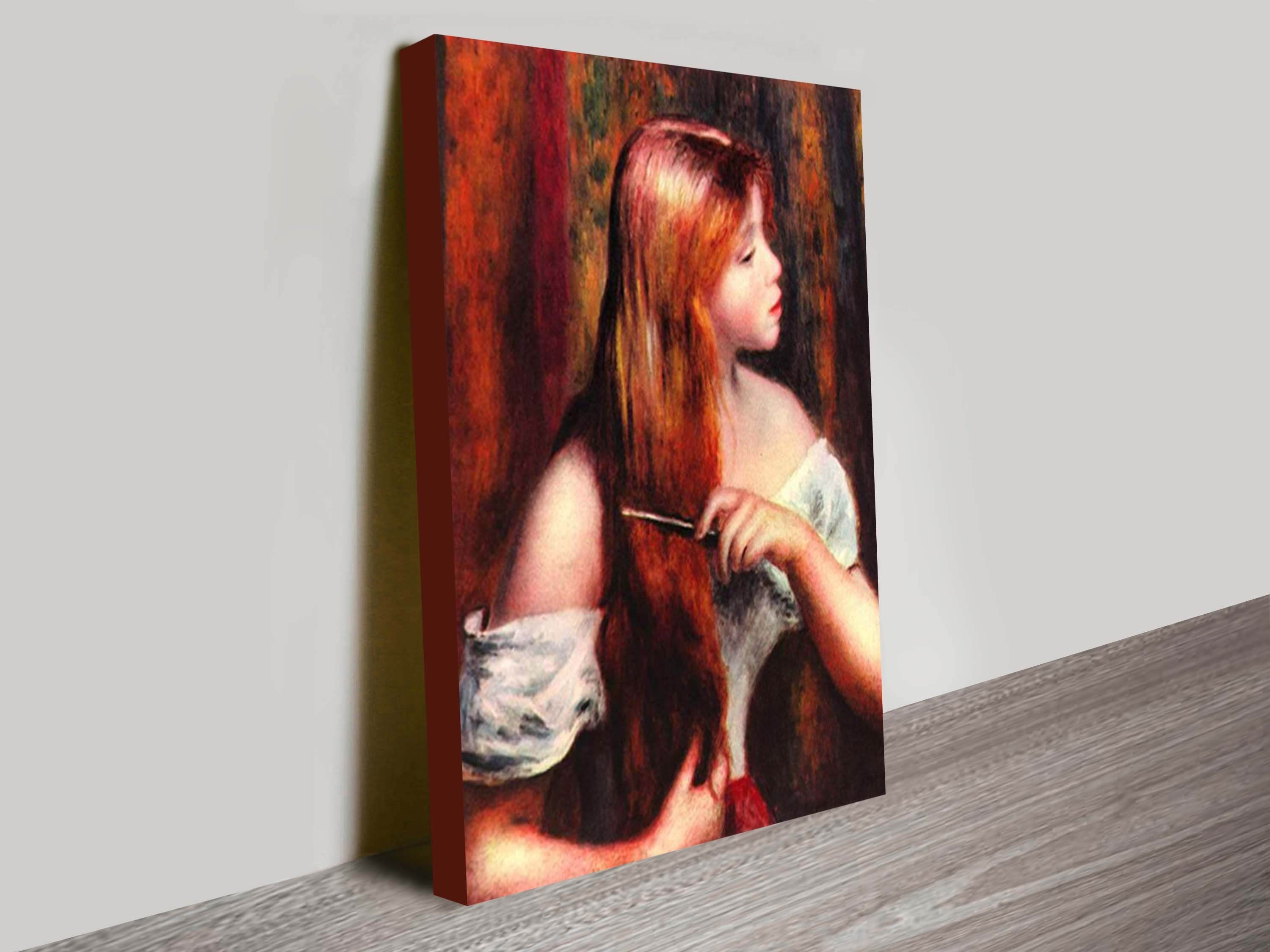 Port Elizabeth Canvas Wall Art Pertaining To Well Known Classical Art Prints (View 11 of 15)