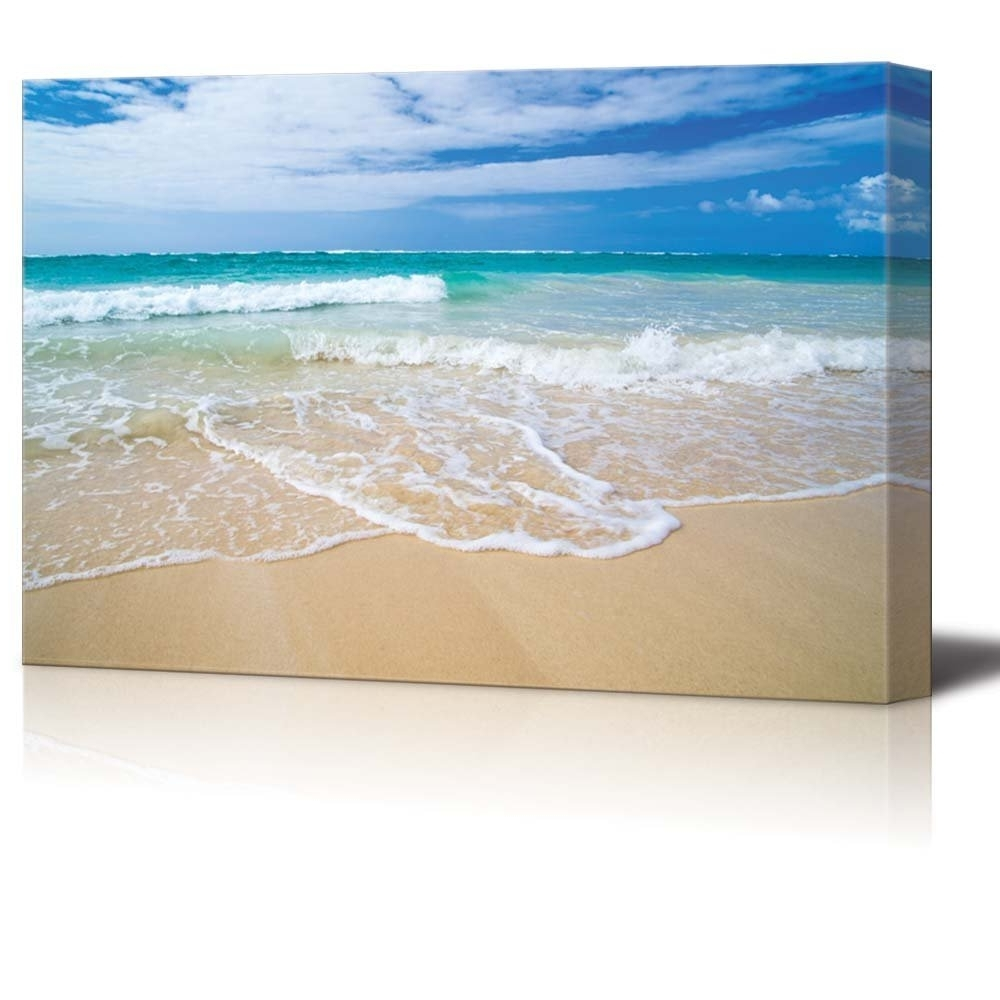 Preferred Wall26 – Art Prints – Framed Art – Canvas Prints – Greeting For Hawaii Canvas Wall Art (View 12 of 15)