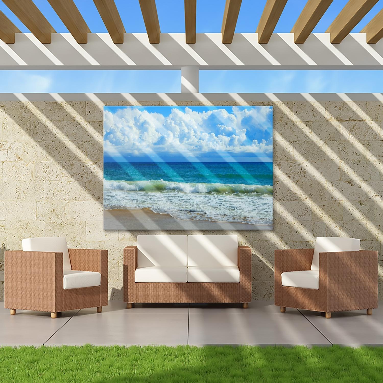 Queensland Canvas Wall Art Inside Most Recent Queensland Beach – Canvas Print – Wall Art – Australia (View 9 of 15)
