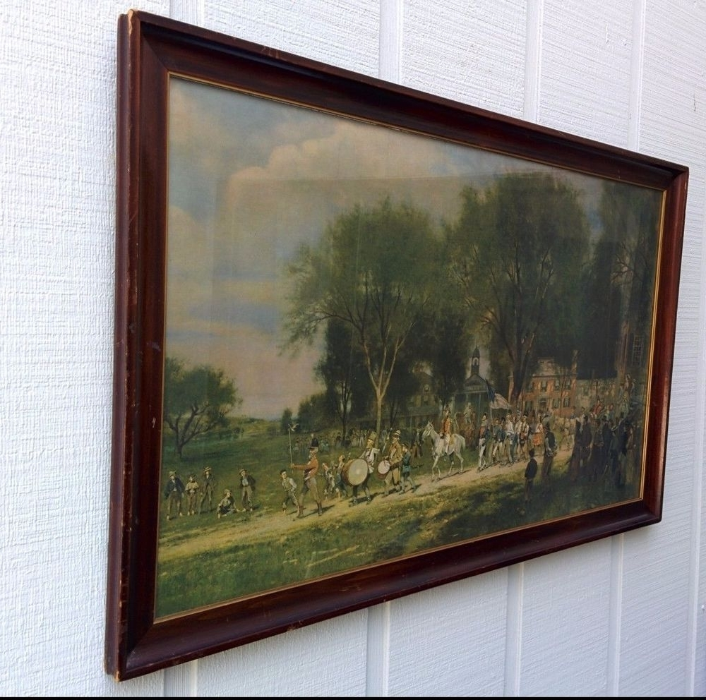 Featured Photo of Antique Framed Art Prints