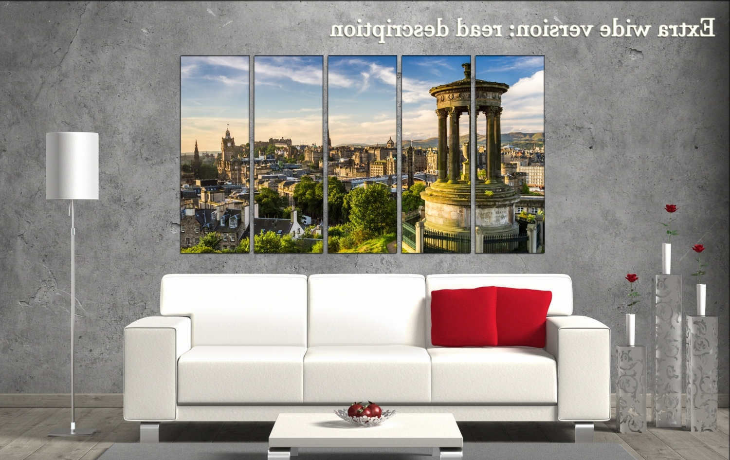 Recent Edinburgh Canvas Prints Wall Art For Edinburgh Canvas Wall Art Edinburgh Wall Decoration Edinburgh (View 11 of 15)