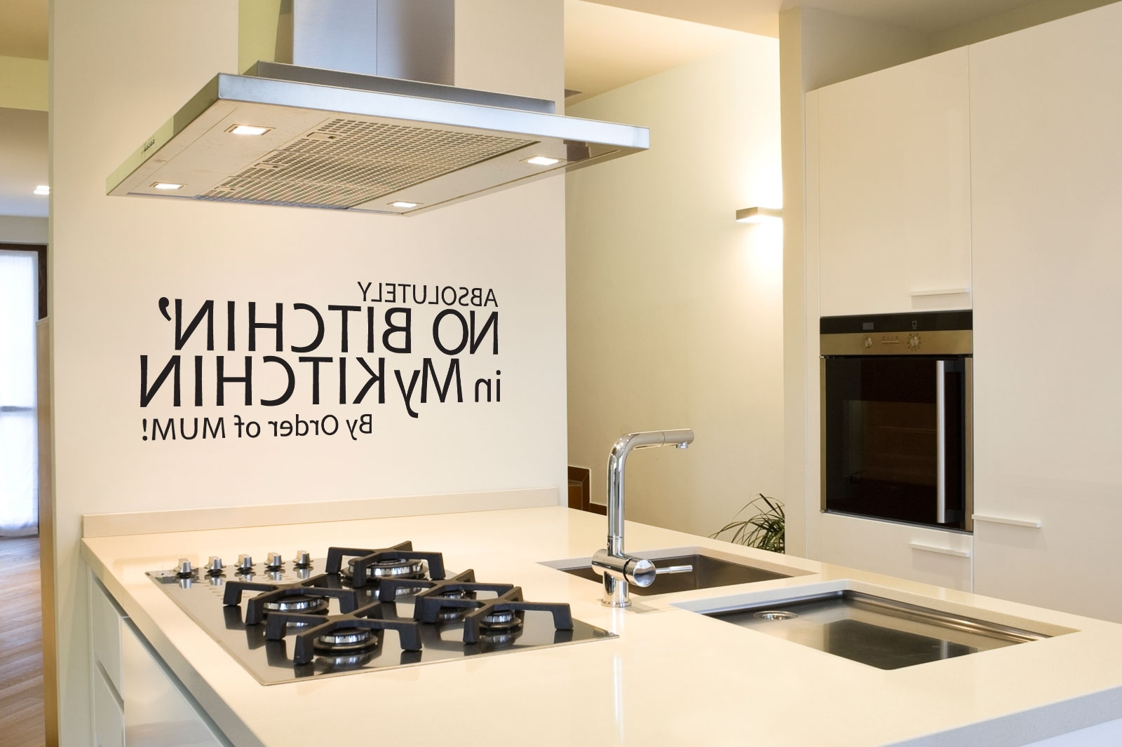 Recent Garage Wall Accents For Kitchen : Charming Modern Kitchen Wall Decor Diy Ideas With How To (View 15 of 15)