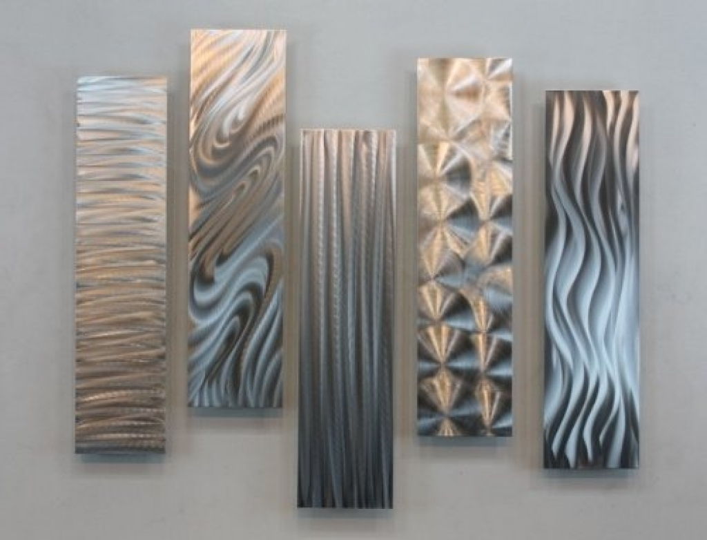 Rectangular Wall Accents Regarding Most Recent Decorative Metal Wall Art Panels Silver Rectangular Metal Wall (View 9 of 15)