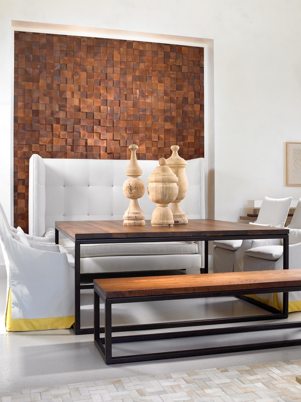 Remarkable Ideas For Wood Accent Wall Features Brown Color Wood With 2018 Wooden Wall Accents (View 13 of 15)