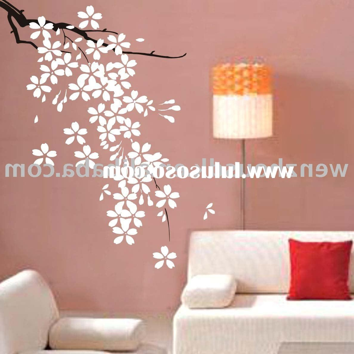 Removable Wall Accents In Popular Wall Art For Living Room Creative And Innovative Decorative Wall (View 11 of 15)
