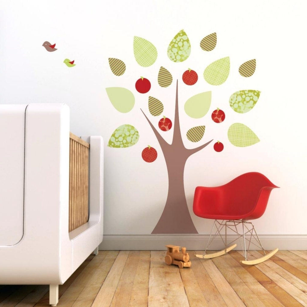 Reusable Decals For Walls Faux White Brick Breakaway Fabric Wall Pertaining To Current Fabric Wall Art Stickers (View 13 of 15)