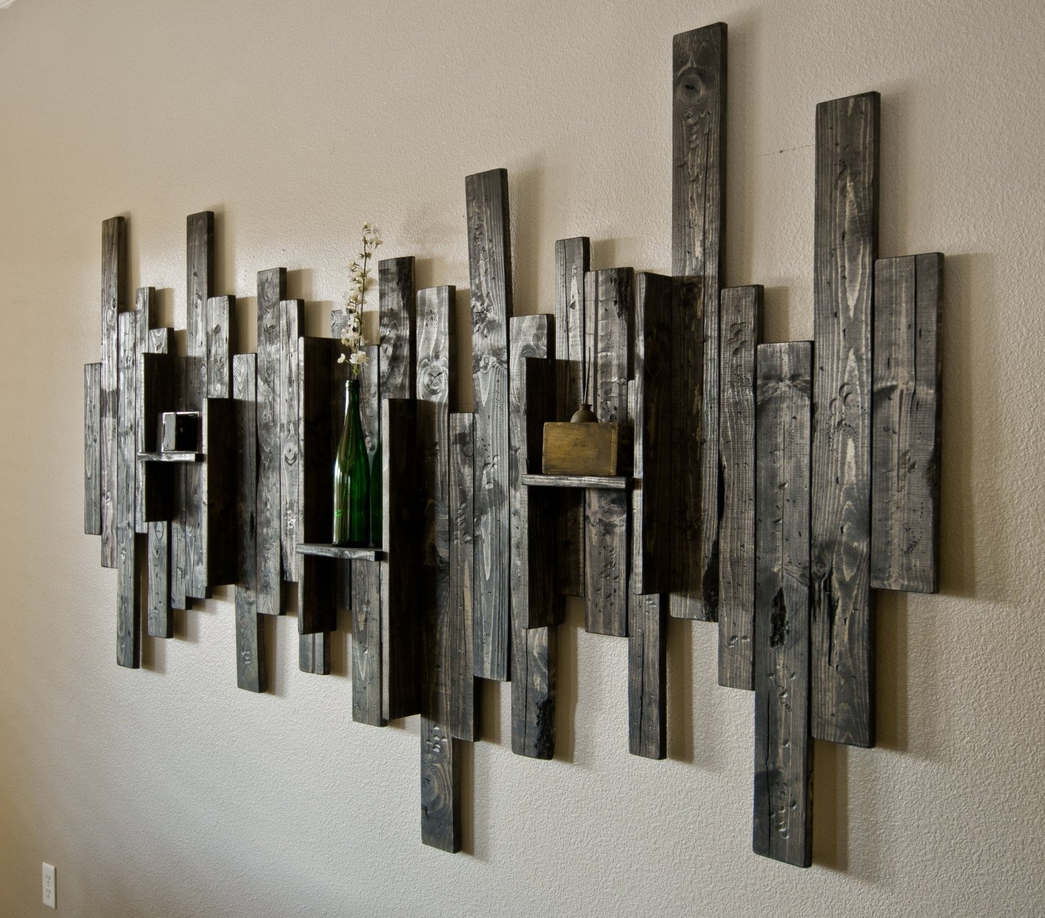 Rustic Canvas Wall Art In Well Liked Wall Art Designs: Decorative Wall Art Creative Handmade Wall Art (View 8 of 15)