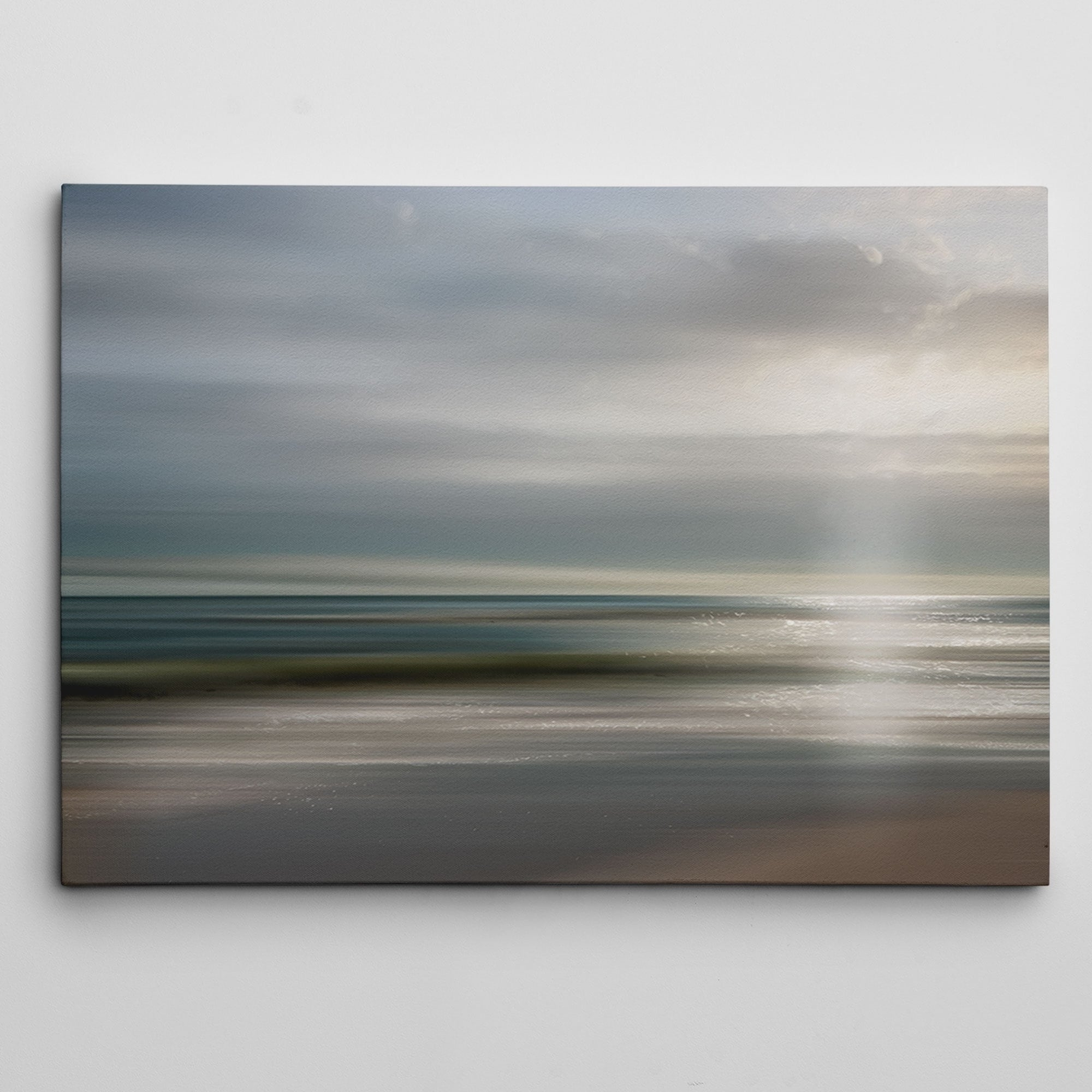 Setting Sun Canvas Wall Art – Free Shipping Today – Overstock With Regard To Favorite Rectangular Canvas Wall Art (View 11 of 15)